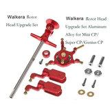 Walkera Mini CP Super CP Genius CPヘリコプターアップグレードメタルローターヘッドセット