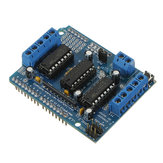 Motor Driver Shield L293D Duemilanove Mega U NO Geekcreit for Arduino - products that work with official Arduino boards