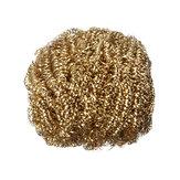 Lehim Havya İpucu Temizleyici Çelik Temizleme Tel Sünger Topu