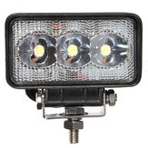 9W LED Flood Work Lamp Light Trailer Off Road ATV Truck