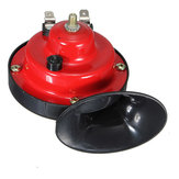 Loud 12V Two Air Horn Snail Set for Cars Bikes Vans Boats 120db