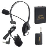 Wireless-Clip-on MIC Mini -Mikrofon-Sender Headset KM209