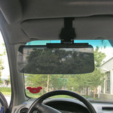 Car Van Shade Sun Visor Extension Glare Mirror Window Sunscreen