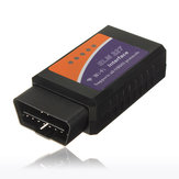 ELM327 WIFI Nirkabel OBD2 Mobil Diagnostik Scanner OBDII Adapter
