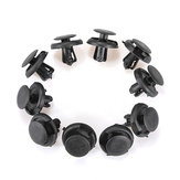 10x Push Type Fender Shield Clip Fastener for Suzuki Mazda 97-on