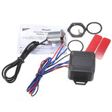 Auto One Push Start Engine Button Starter Switch 12V LED Illumination