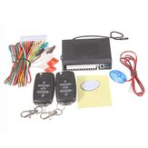 Car Remote Central Locking Keyless Entry Kit for VW Golf MK4 MK5