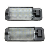 2x 12V 18LEDs License Number Plate Light Lamps for BMW 3 Series E36