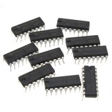 25 stks SN74HC595N 74HC595 74HC595N HC595 DIP-16 8 Bit Shift Register IC