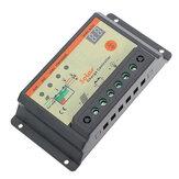 Tercera generación de controlador de la energía solar 12v / 24v 10a totalmente automático