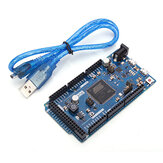 DUE R3 32 Bit ARM Module With USB Cable Geekcreit for Arduino - products that work with official Arduino boards
