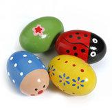 Детские игрушки Kid яйцо шейкер маракасы музыкальные погремушки ударные