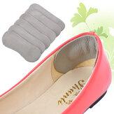 1 par sapatos de couro pé pés cuidados caminhada executado dentro de espessamento protecção suave esteiras almofada arco calcanhar almofadas