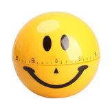 Smiley temporizador cocina temporizadores de cocina mecánicas alarma del temporizador de cocina