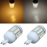 G9 LED lampadina 3w bianco / bianco caldo 27 SMD5050 LED mais luce 220v
