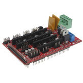 Geekcreit® 3D Printer RAMPS 1.4  Control Board For Reprap Mendel Prusa Arduino