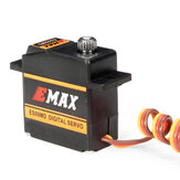 EMAX ES09MD Servo digital Swash para 450 helicópteros com metal Gear