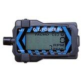 GTPOWER rc micro lcd tacómetro digital para 2-9 cuchilla