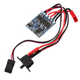 DIY Mini-Z Car Bidirectional 30A Miniature Brushed ESC With Brake