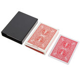 Magic Trick Vanish verdwijnen Vanishing Cards Met Case Box