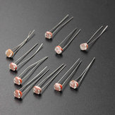 20Pcs 5MM Light Dependent Resistor Photoresistor GL5528 LDR