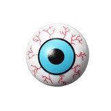 الأزرق العين الكرة الإطارات عجلة الهواء صمام الجذعية كابس لسيارة دراجة نارية