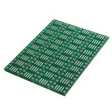 20 PCS SOP8 SO8 SOIC8 SMD naar DIP8 Adapter PCB Board Converter