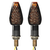 Indicateur de clignotant universel 2x moto 10LED 12V