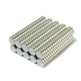 50PCS N52 4mmx2mm Round Neodymium Magnets Rare Earth Magnet