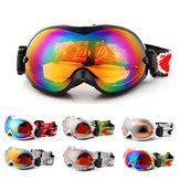 UV Protección Esquí Snowboard Gafas de skate Gafas Gafas deportivas