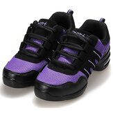 Modern Jazz Hip-hop Dance Shoes Casual Sneakers respiráveis