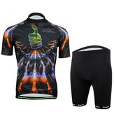 Vêtements de cyclisme 3D Vêtements de sport Bicycle Bike Cycling Suit
