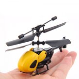 QS QS5010 3.5CH Super Mini Infrarood RC Helikopter Met Gyro Mode 2