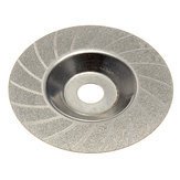 100mm 4 Inch THK Diamond Coated Grinding Grind Disc Round Grit Wheel