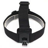 Non-Slip Elastic Head Strap Headbrand Mount For Gopro Hero 1/2/3/3 Plus Yi SJ4000