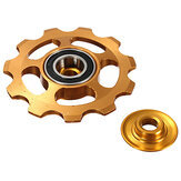 Guia de Derailleur de bicicleta Bicicleta Pulley Wheel Accessories