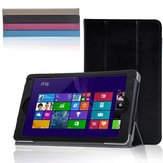 Tri-fold Folio PU Leather Stand Case Cover For  ALLDOCUBE CUBE IWORK 8 Tablet