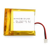Mobius 3.7V 820mAh Upgraded Battery for Action Sportscamera
