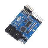 S-OSD iOSD Remzibi OSD Modülü DJI için NAZA Lite / V2 GPS ve N-OSD RC Drone için