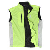 WOLFBIKE Bicycle Cycling Vest Jacket Windcoat Sportswear Breathable