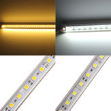 50CM 5050 9W 12V 36 SMD V-Shape Warm White / White LED Strip Light Kaku