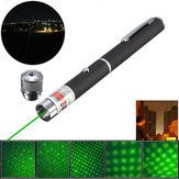 XANES GD11 5-in-1 532nm Powerful All Star Green Laser Pointer Pen + Star Cap