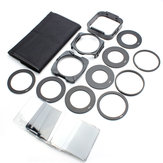 20 In1 Kit de filtro ND de densidad neutra para DSLR Cokin P Set Cámara Lente