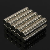 100pcs N52 6mm x 3mm Strong Cylinder Magnet Rare Earth Neodymium Magnet