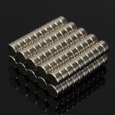 100pz N52 6mm x 3mm Magnete Forte a Forma di Cilindro Magnete al Neodimio di Terre Rare