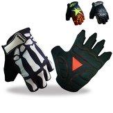 Estate arsuxeo metà guanti di riciclaggio della bici della barretta guanti guanti ciclismo traspiranti