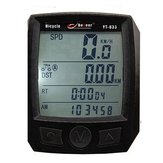 Cycling Bike Bicycle Cycle Computer Odometer Speedometer Waterproof