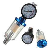 البريطانية القياسية هوائي بندقية منظم و ميني فلتر الهواء فاصل المياه النفط