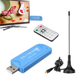 USB 2.0 Digital DVB-T SDR DAB FM HDTV TV Receptor do Sintonizador para Windows XP