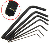 7pcs 0.7mm-3mm Mini Hexagon Hex Allen Key Wrench Screwdriver Set Tool Kit